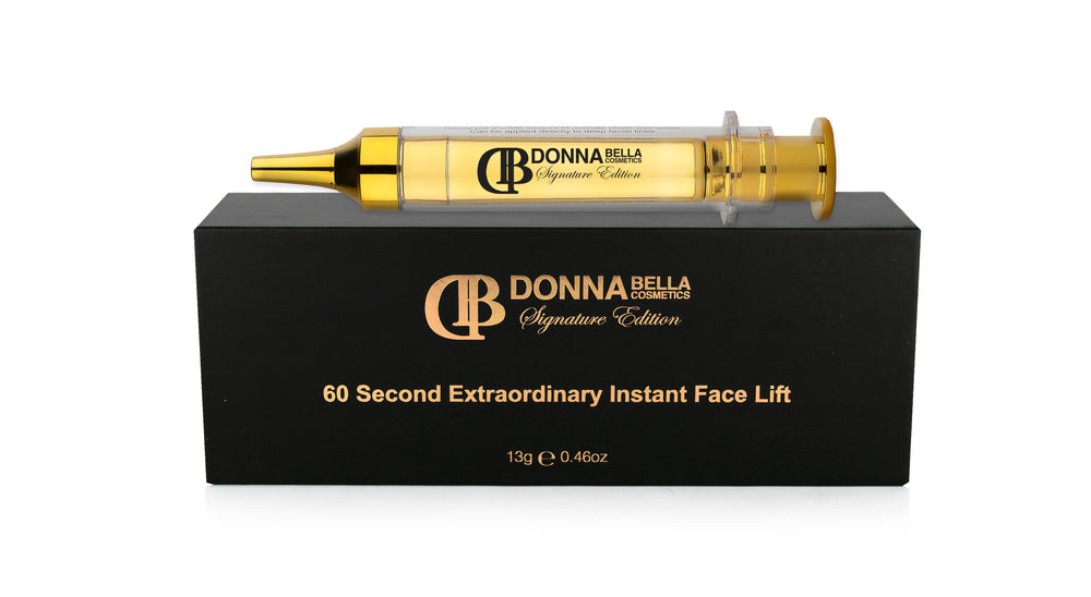 60 Second Extraordinary Instant Face Lift