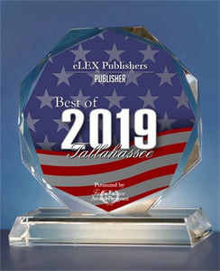 eLEX Publishers Receives 2019 Best of Tallahassee Award