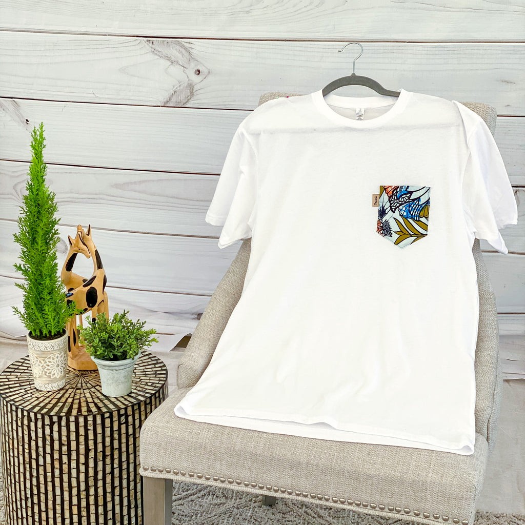 Tribute T-Shirt - White