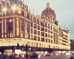 A Night at Harrod's
