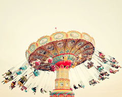 Summer Fling Carnival Photograph