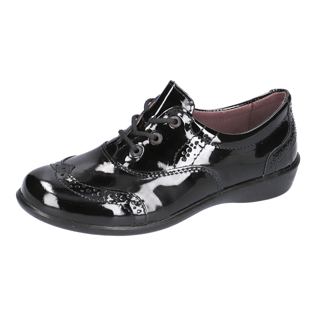Ricosta Kate Patent Lace Up - Adams Attic