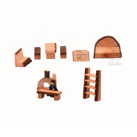 Magic Wood Shire Furniture Set - Adams Attic