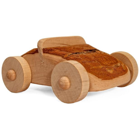 Magic Wood Tree Sports Car - Adams Attic