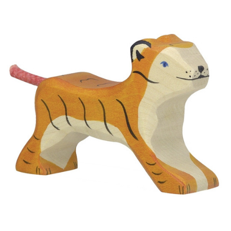 Holztiger Tiger Small running - Adams Attic