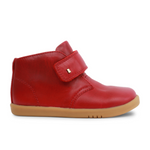 Bobux I Walk Desert Boot Rio Red - Adams Attic