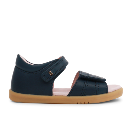 Bobux IWalk Hampton Open Sandal Navy - Adams Attic