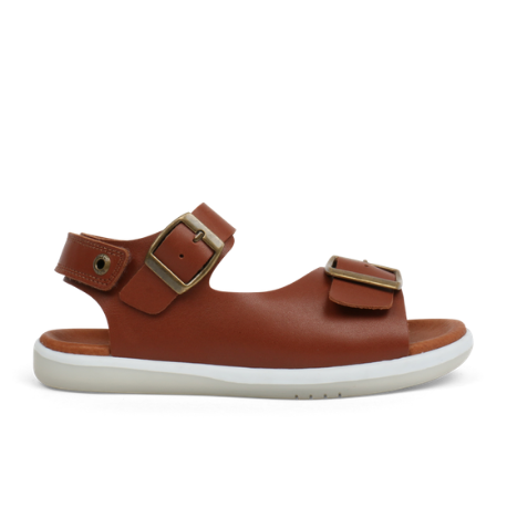 Bobux Kids+ Soul Sandal Chestnut - Adams Attic