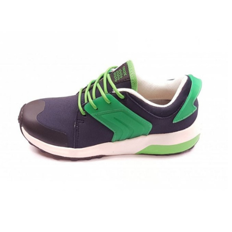 Geox Asteroid Navy/Green - Adams Attic
