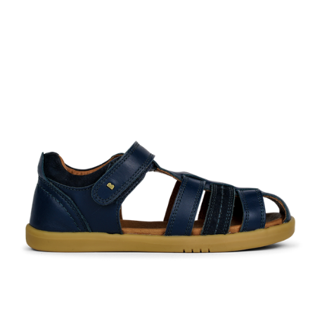 Bobux Kids+ Roam Closed Sandal Navy - Adams Attic