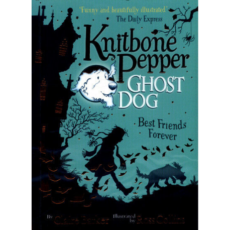 Usborne Knitbone Pepper Ghost Dog: Best Friends Forever - Adams Attic