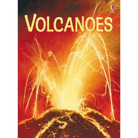 Usborne Volcanoes - Adams Attic