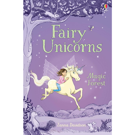Usborne Fairy Unicorns: Magic Forest - Adams Attic