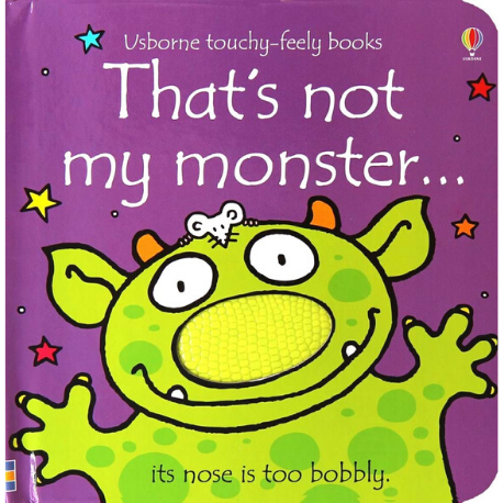 Usborne That's Not my Monster - Adams Attic