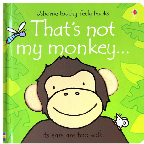 Usborne That's Not my Monkey - Adams Attic