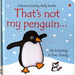 Usborne That's Not my Penguin - Adams Attic