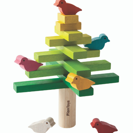 Plan Toys Balancing Tree - Adams Attic