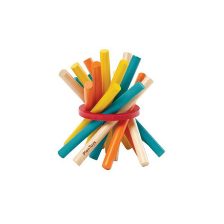 Plan Toys Pick-Up Sticks - Adams Attic