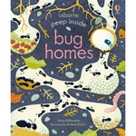 Usborne Peep Inside Bug Homes - Adams Attic