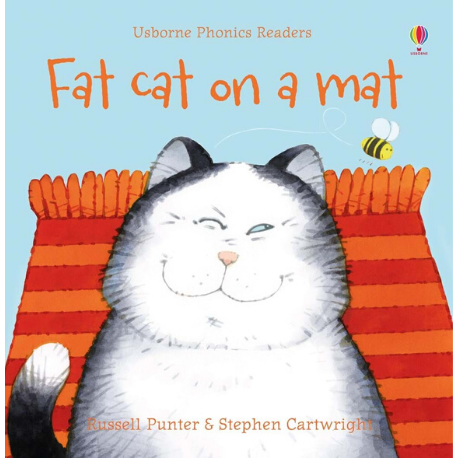 Usborne Fat Cat on a Mat - Adams Attic