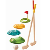 Plan Toys Mini Golf Set - Adams Attic