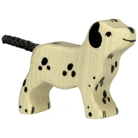 Holztiger Dalmation, Standing, Small - Adams Attic