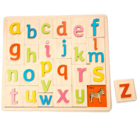 Tender Leaf Toys Alphabet Pictures - Adams Attic