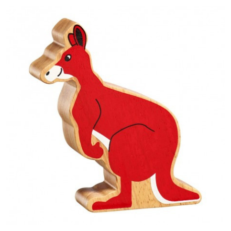 Lanka Kade Natural Red Kangaroo - Adams Attic