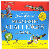 David Walliams Mega-Tastic Challenges Game - Adams Attic