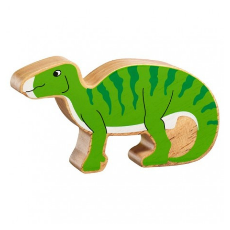 Lanka Kade Natural Green Iguanodon - Adams Attic