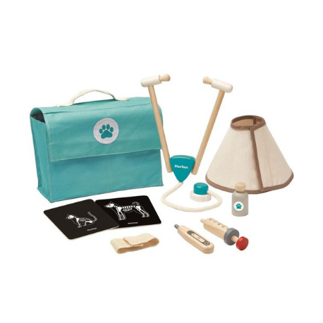 Plan Toys Vet Set - Adams Attic
