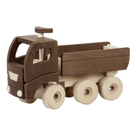 Goki Nature Dump Truck - Adams Attic