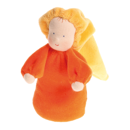 Grimm's Lavender Doll - Orange - Adams Attic