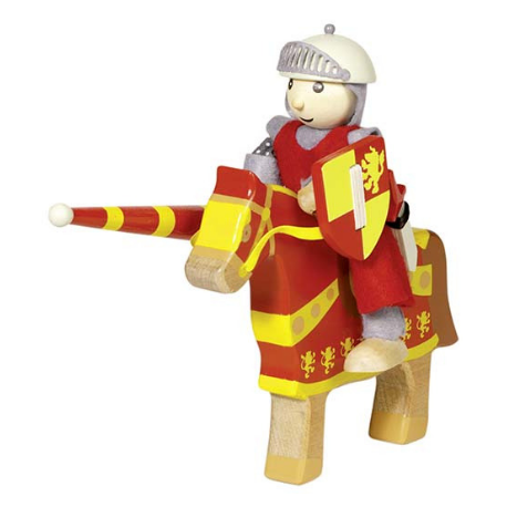 Goki Flexible puppet knight Artus - Adams Attic