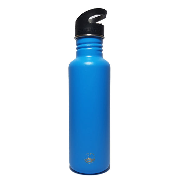 One Green Bottle  800ml NEW Chelsea Blue Tough Canteen - Powder Coated