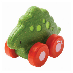 Plan Toys Dino Car - Stego - Adams Attic