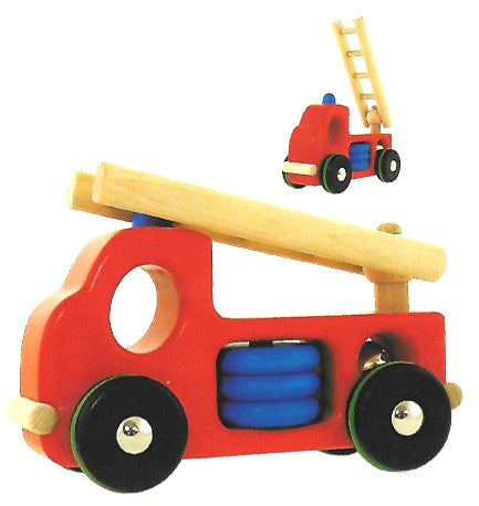 Bajo Large Fire Engine - Adams Attic