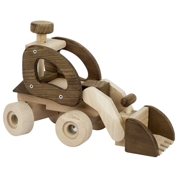 Goki Nature Wheel Loader - Adams Attic