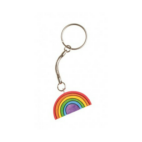 Grimm's Keyring Rainbow - Adams Attic