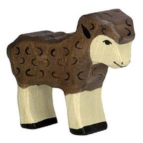 Holztiger Lamb, Black - Adams Attic