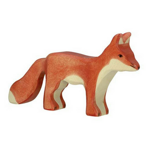 Holztiger Fox Standing - Adams Attic