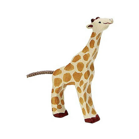 Holztiger Giraffe Small Feeding - Adams Attic
