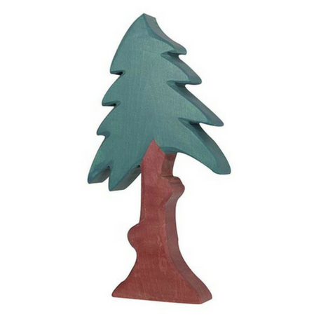 Holztiger Conifer, Tall with Crown - Adams Attic