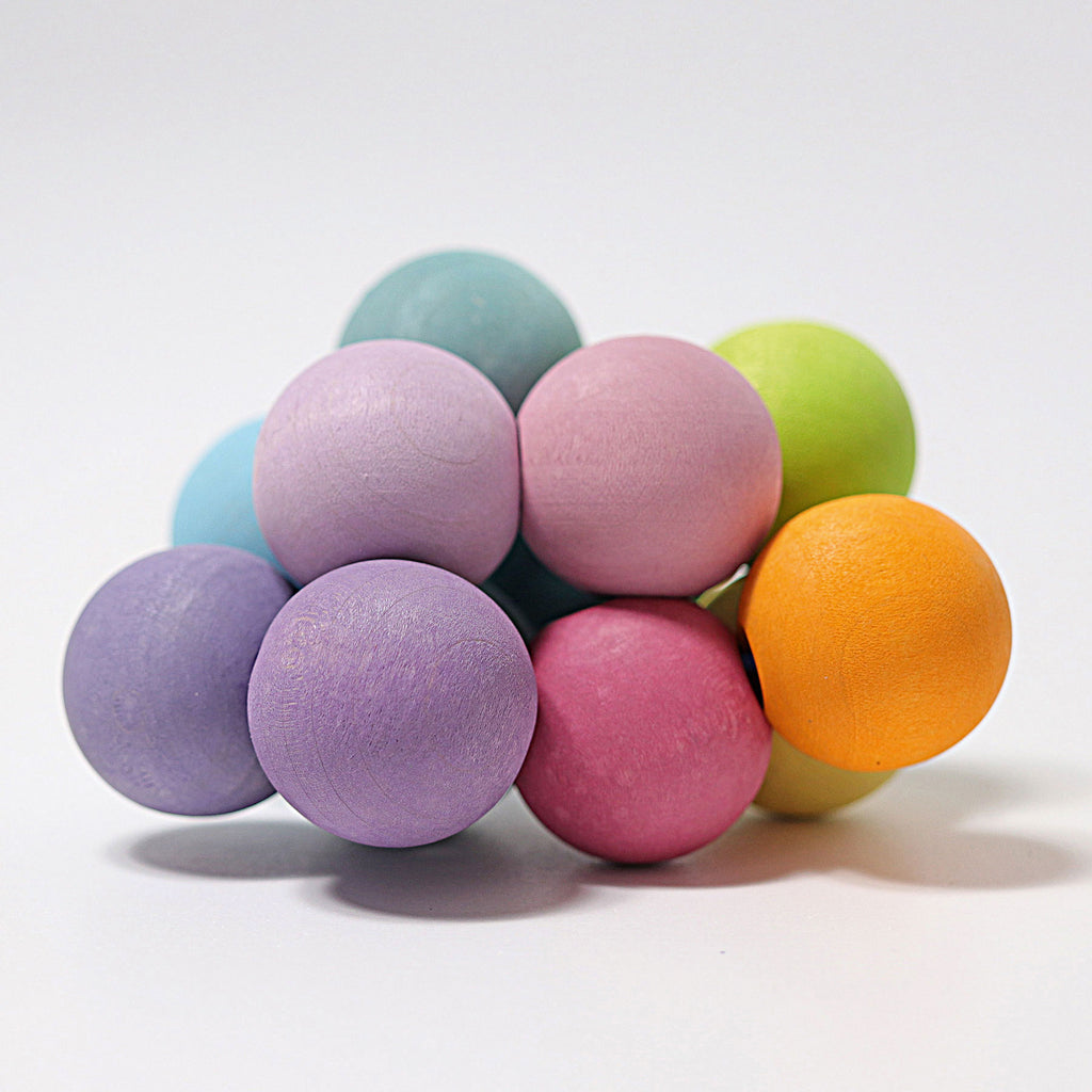 Grimm's Pastel Beads Grasper - Adams Attic