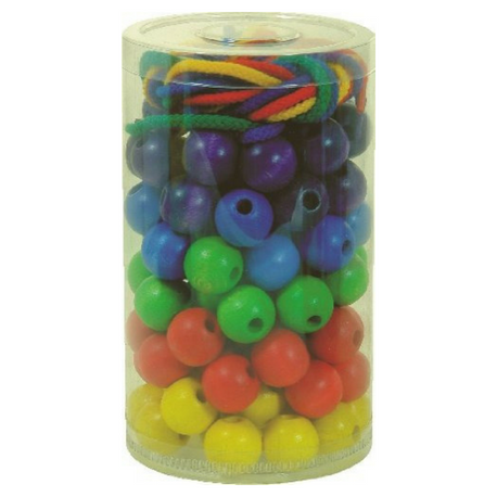 Bajo Rainbow Beads - Adams Attic