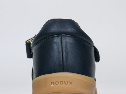 Bobux KP Jump Open Sandal Navy - Adams Attic