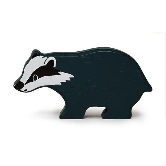 Tender Leaf Toys Black Badger - Adams Attic