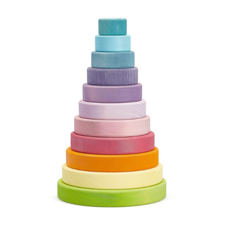 Grimm's Large Conical Tower Pastel - Adams Attic
