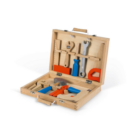 Janod BricoKids Tool Box - Adams Attic