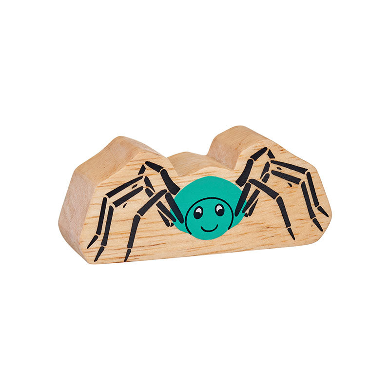 Lanka Kade Natural Turquoise Spider - Adams Attic